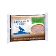 Natures Menu - Chicken & Rabbit - 400G